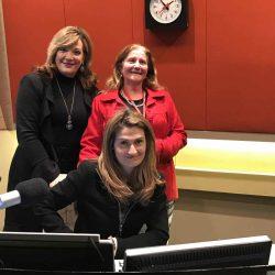 Maribel Karen and Patricia at ABC